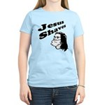 Jesus Shaves Women's Light T-Shirt