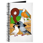 Five Pigeons Journal