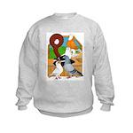 Five Pigeons Kids Sweatshirt