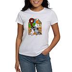 Five Pigeons Women's T-Shirt