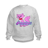 Purrfect Perfect Cat Sweatshirt