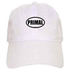 Primal auto decal health fitness Baseball Cap