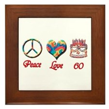 Funny Holidays and occasions Framed Tile