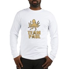 Team Paul Long Sleeve T-Shirt