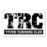 Run club Decal