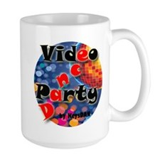 Video Dance Party Mug