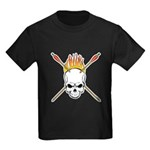 Skull Archery Kids Dark T-Shirt