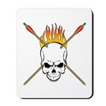 Skull Archery Mousepad
