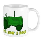 Tractor: That's How I Roll Mug