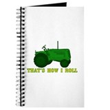 Tractor: That's How I Roll Journal
