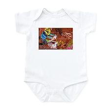 The Beekeper & The Honeybee Infant Bodysuit