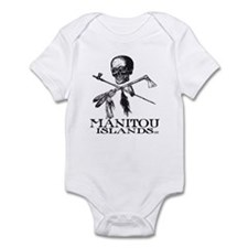 Manitou Islands Kids Infant Bodysuit