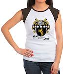Wilson Coat of Arms Women's Cap Sleeve T-Shirt