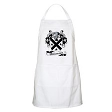 Williamson Family Crest BBQ Apron