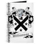 Williamson Family Crest Journal