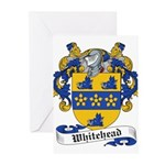 Whitehead Coats or Arms Greeting Cards (Package of