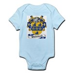 Whitehead Coats or Arms Infant Creeper