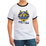 Whitehead Coats or Arms Ringer T