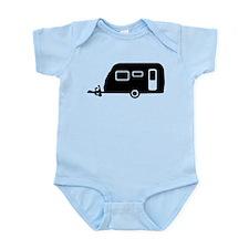 Caravan - trailer Infant Bodysuit