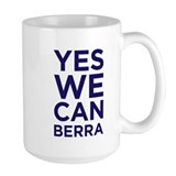 Yes We Canberra Coffee Mug