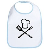 Cook - Chef - BBQ Bib