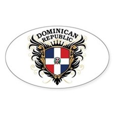 Dominican Republic Decal