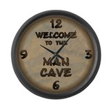 Man cave Giant Clocks