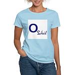 O2hit Women's Pink T-Shirt