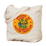Florida Divison of Motor Vehi Tote Bag