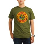 Florida Divison of Motor Vehi Organic Men's T-Shir