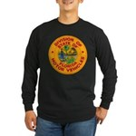 Florida Divison of Motor Vehi Long Sleeve Dark T-S