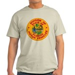 Florida Divison of Motor Vehi Light T-Shirt