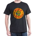 Florida Divison of Motor Vehi Dark T-Shirt