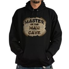 Master Of The Man Cave Hoodie