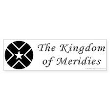 Meridies Populace Badge Sticker (Bumper 50 pk)
