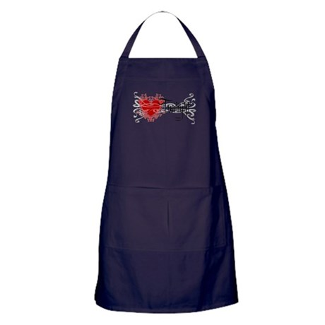 Twilight Movie Apron (dark)