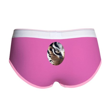 Tiger Eye Women's Boy Brief