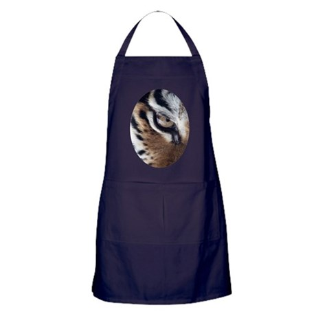 Tiger Eye Apron (dark)
