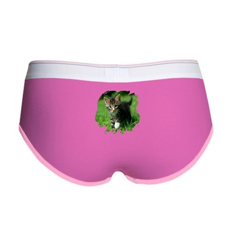 Baby Kitten Women's Boy Brief