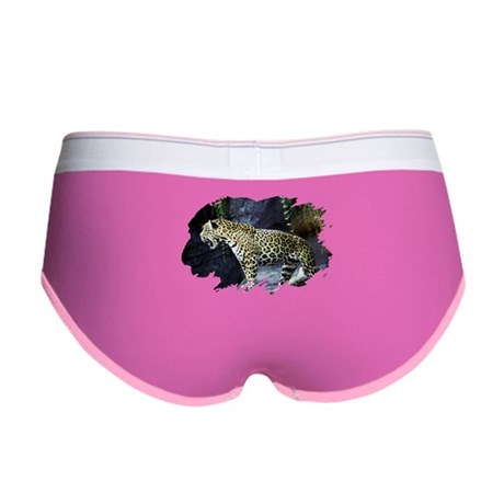 Jaguar Women's Boy Brief