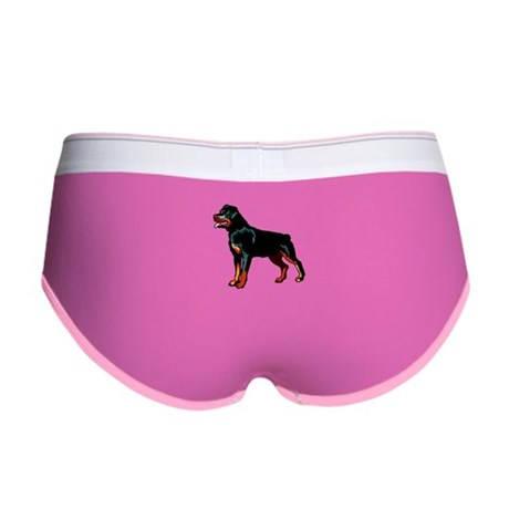 Rottweiler Women's Boy Brief