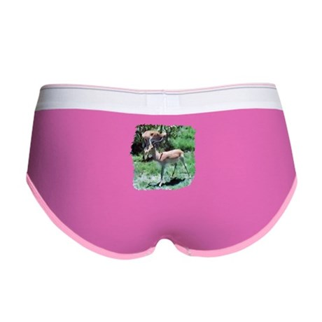 Gazelle Women's Boy Brief
