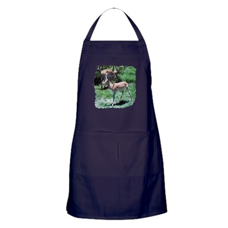 Gazelle Apron (dark)