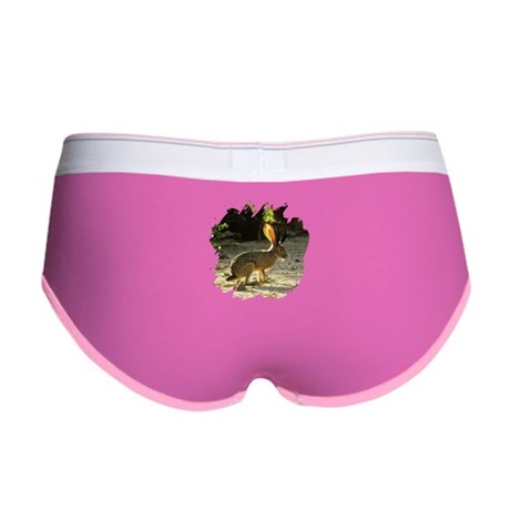 Texas Jackolope Women's Boy Brief