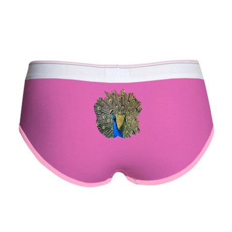 Peacock Women's Boy Brief