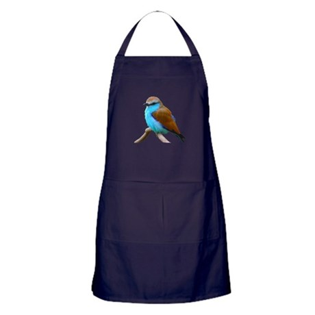 Bluebird Apron (dark)