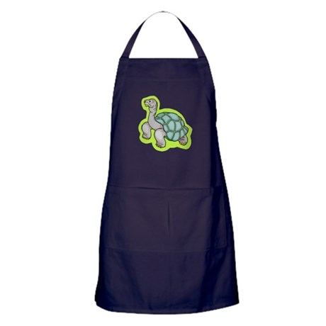 Little Turtle Apron (dark)