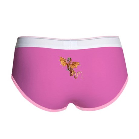 Fantasy Dragon Women's Boy Brief
