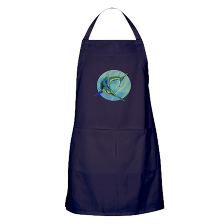 Sailfish Apron (dark)