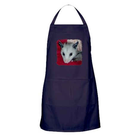 Little Possum Apron (dark)